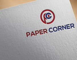 #4 for Design a Logo for PApercorner by SkyStudy
