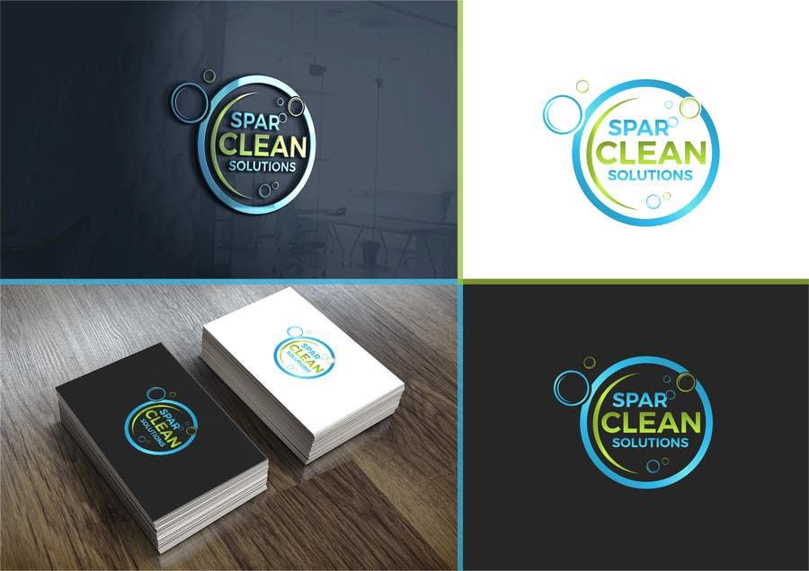 Proposition n°19 du concours Design a Logo (Spar-Clean Solutions)