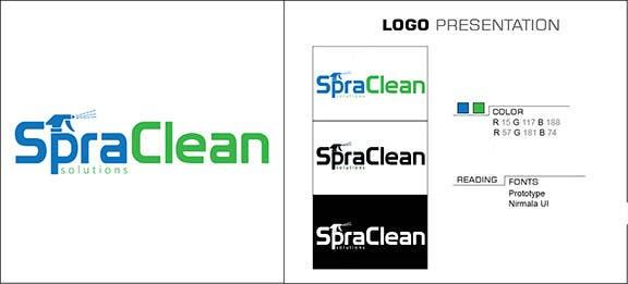 Proposition n°25 du concours Design a Logo (Spar-Clean Solutions)