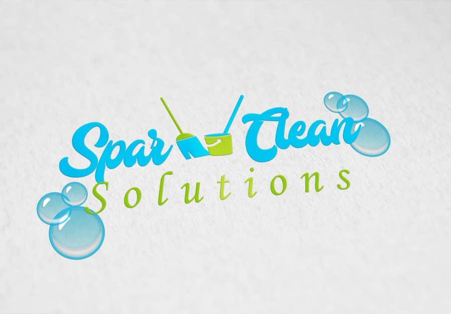 Proposition n°53 du concours Design a Logo (Spar-Clean Solutions)