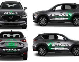 #6 for Design Vehicle Signage by TheFaisal