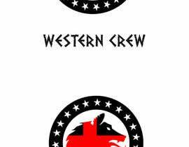 Nro 90 kilpailuun Wolf & Shield Design Logo for t-shirts, flags, mugs etc käyttäjältä RKurmaniattafaul