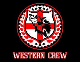 Nro 84 kilpailuun Wolf & Shield Design Logo for t-shirts, flags, mugs etc käyttäjältä sauravarts