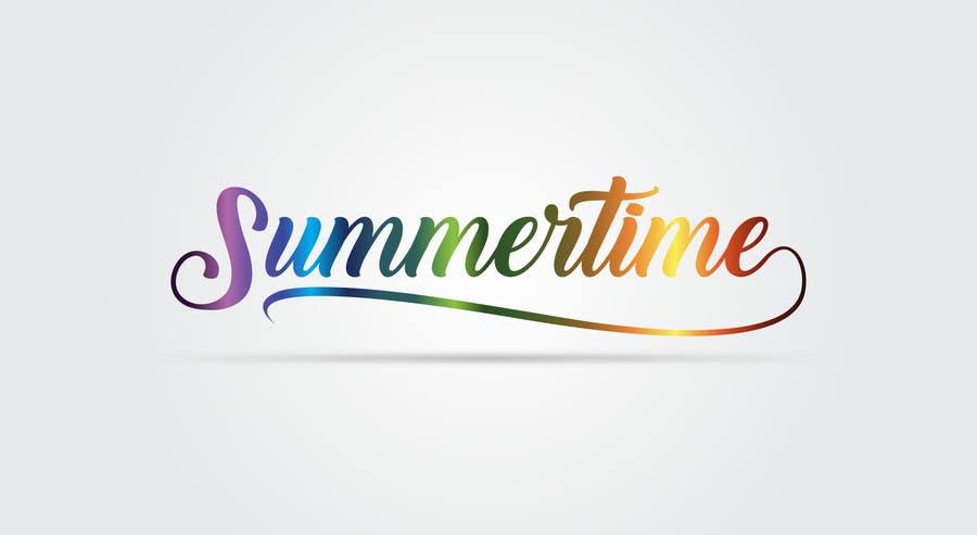 Kilpailutyö #                                        24                                      kilpailussa                                         summertime