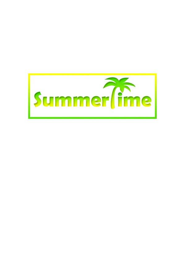 Kilpailutyö #                                        127                                      kilpailussa                                         summertime