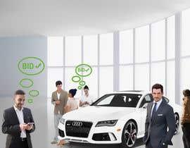 nº 5 pour Create images to explain blind.auction service par funnyfran9
