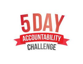 #11 for 5 Day Accountability Challenge Logo Design by gidzibarra