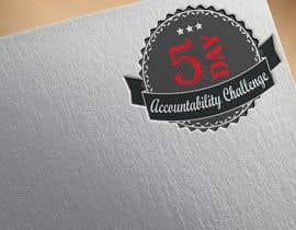 nº 33 pour 5 Day Accountability Challenge Logo Design par ataurbabu18