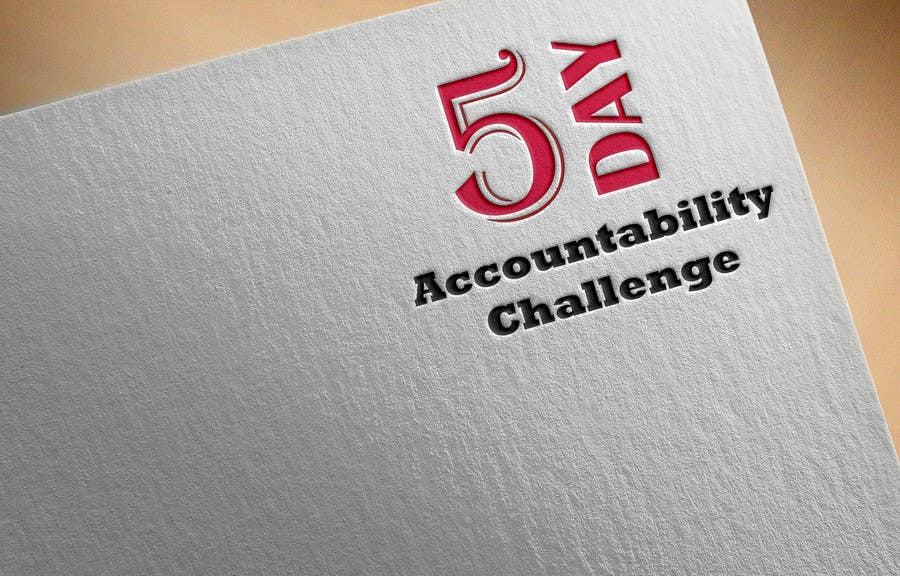 Proposition n°34 du concours 5 Day Accountability Challenge Logo Design