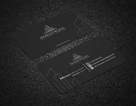 #54 for Design a Business Card by fahamidahuq