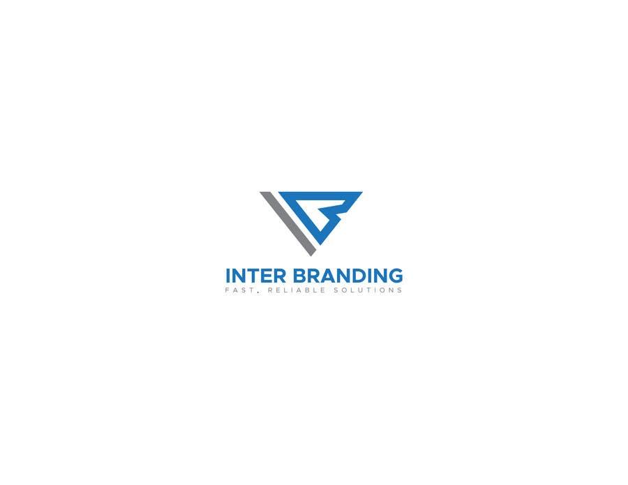 Contest Entry #63 for Design a Logo for company Inter Branding
