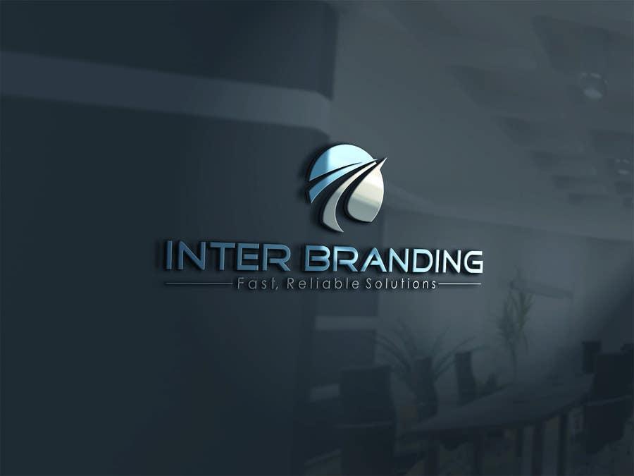 Proposition n°34 du concours Design a Logo for company Inter Branding