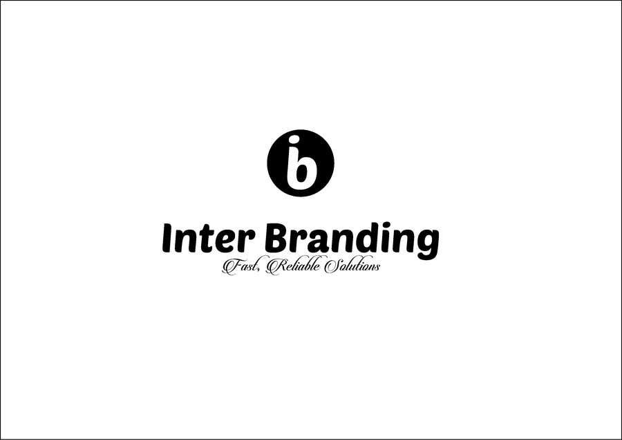 Proposition n°15 du concours Design a Logo for company Inter Branding