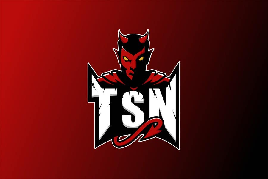 Entry 44 By Olexandrodesign For Design A Logo For E Sports Team Satan Tsn Freelancer