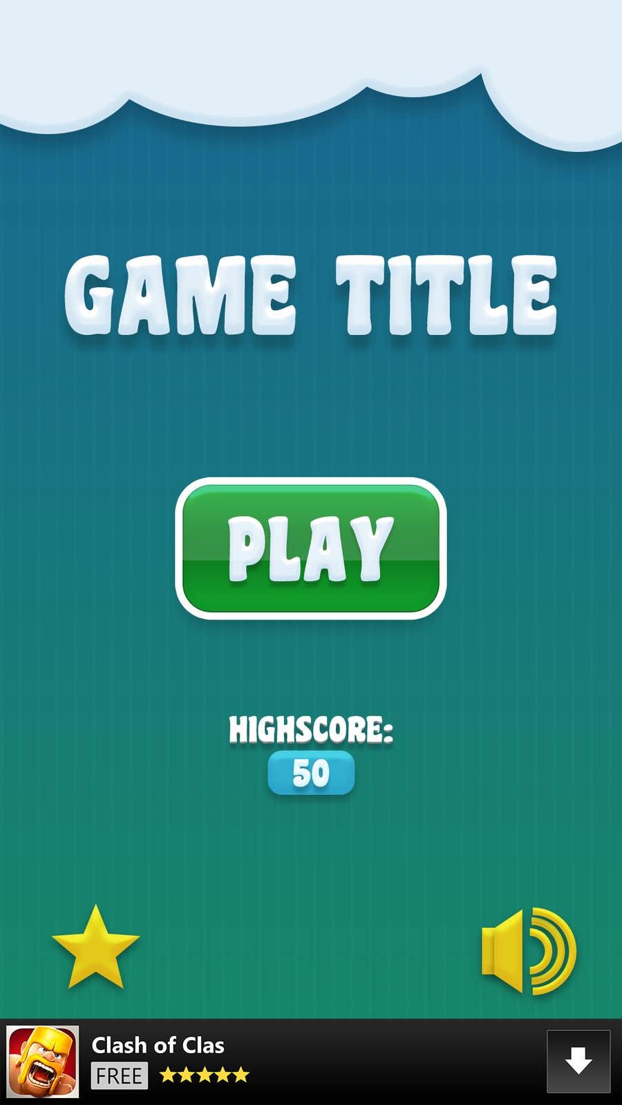 Kilpailutyö #                                        9                                      kilpailussa                                         Design my mobile game