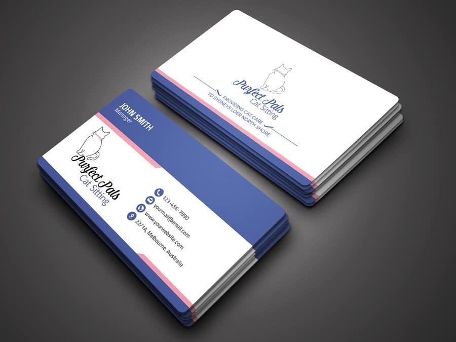 Proposition n°32 du concours Design some Business Cards
