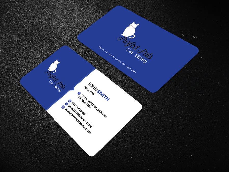Proposition n°17 du concours Design some Business Cards