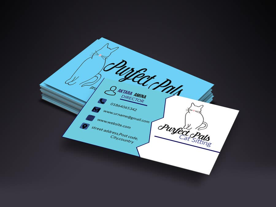 Proposition n°69 du concours Design some Business Cards