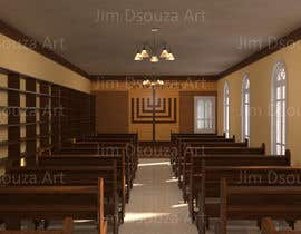 #23 for synagogue rendering - 3912 12 Ave by jimdsouza1