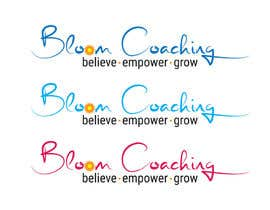 nº 75 pour Logo for Bloom Coaching par castroralph17