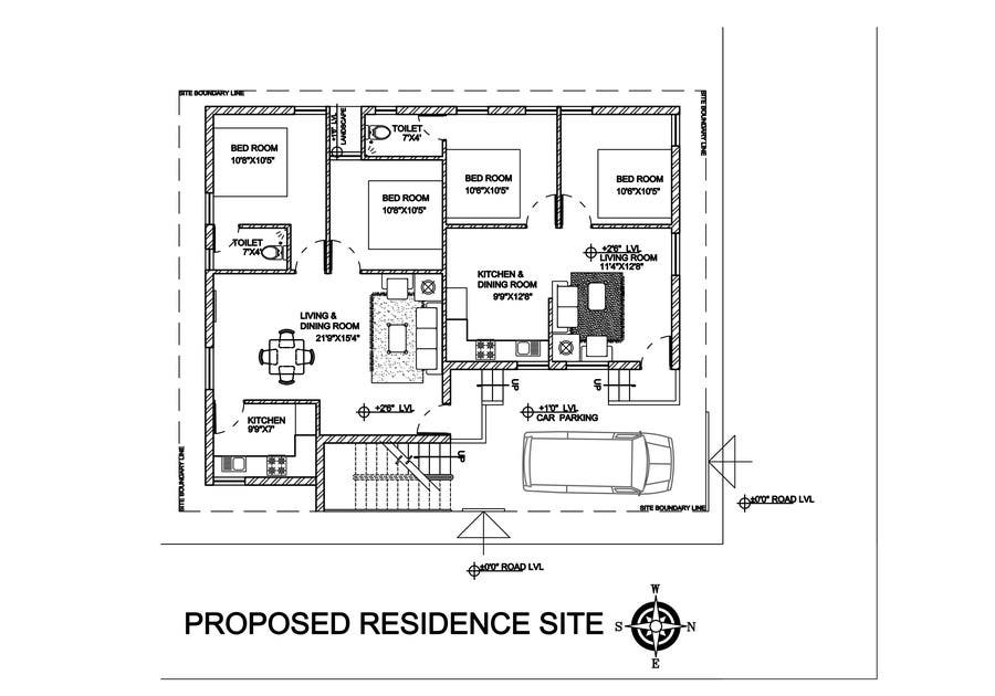 Proposition n°15 du concours My house plan
