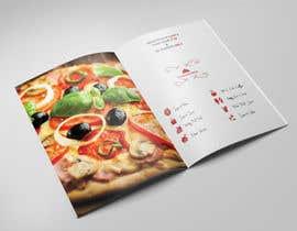 Nro 7 kilpailuun Create a Print Design for a Morrocan fast food käyttäjältä ROCKdesignBD