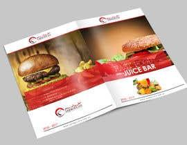 Nro 26 kilpailuun Create a Print Design for a Morrocan fast food käyttäjältä sub2016
