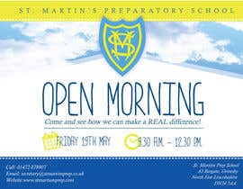 #28 for school open day flyer -- 3 by KahelDesignLab