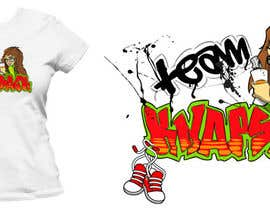 nº 25 pour Custom ORIGINAL T-Shirt Design par the12