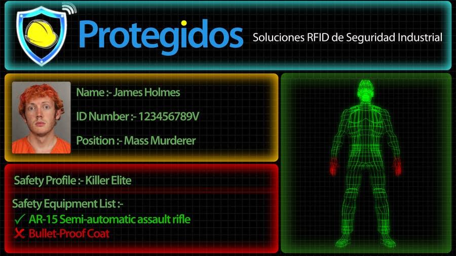 Penyertaan Peraduan #                                        7                                      untuk                                         Graphics Design - Protegidos