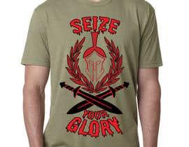 nº 19 pour Design a T-Shirt for Bodybuilding Supplement Brand par Mominul2011
