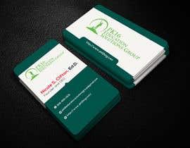 nº 136 pour Business card for education consultant company par SherlockMahdi