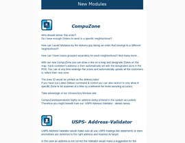 nº 9 pour Design a responsive  Mail chimp Template par serhiyzemskov