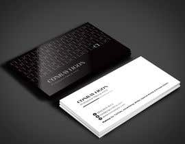 #157 for Professional business card for male makeup artist. by angelacini