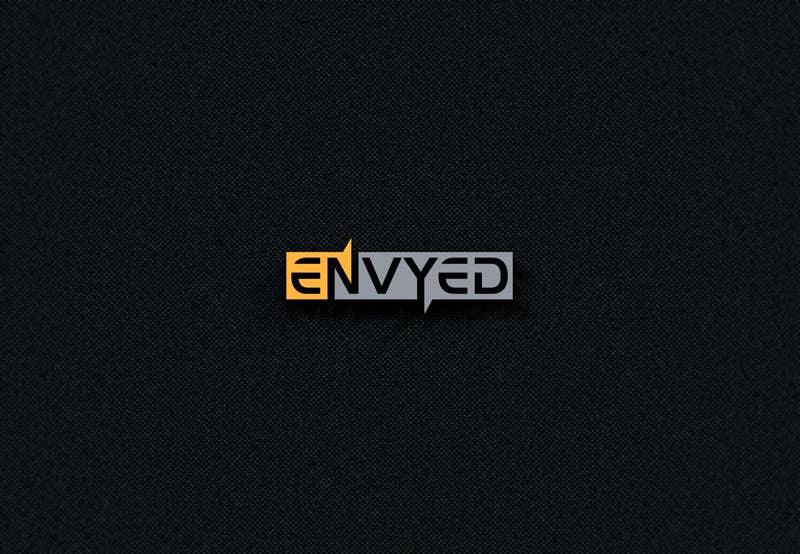 "Proposition n°124 du concours Design a Logo for ""ENVYED"""