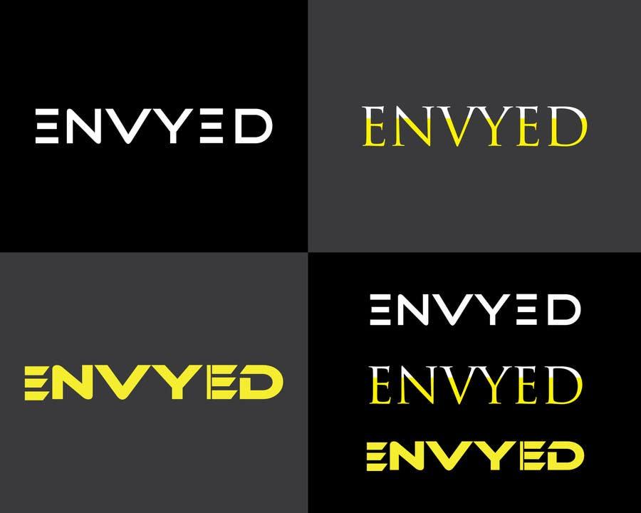 "Proposition n°252 du concours Design a Logo for ""ENVYED"""
