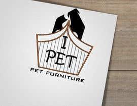 Nro 33 kilpailuun Design a Logo for pet furniture käyttäjältä ahmedibrahim93