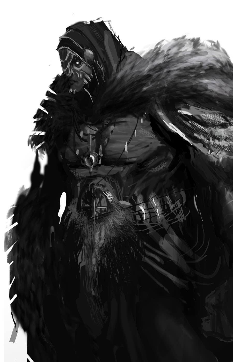 Proposition n°16 du concours Design a monster character Concept Art