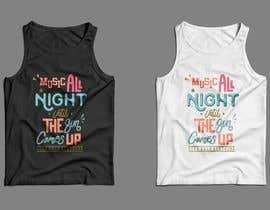 #12 for Design Summer Tank Top for Live Bold Clothing by SupertrampDesign