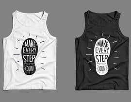 nº 25 pour Design Summer Tank Top for Live Bold Clothing par SupertrampDesign