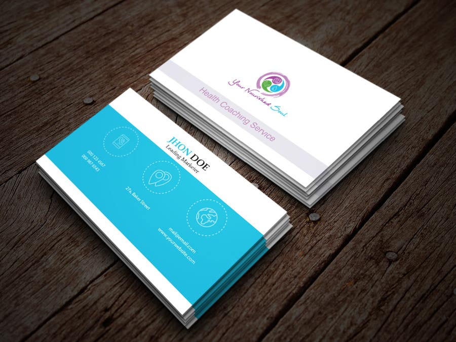 Entry #120 by almasud311 for I need business cards designed | Freelancer