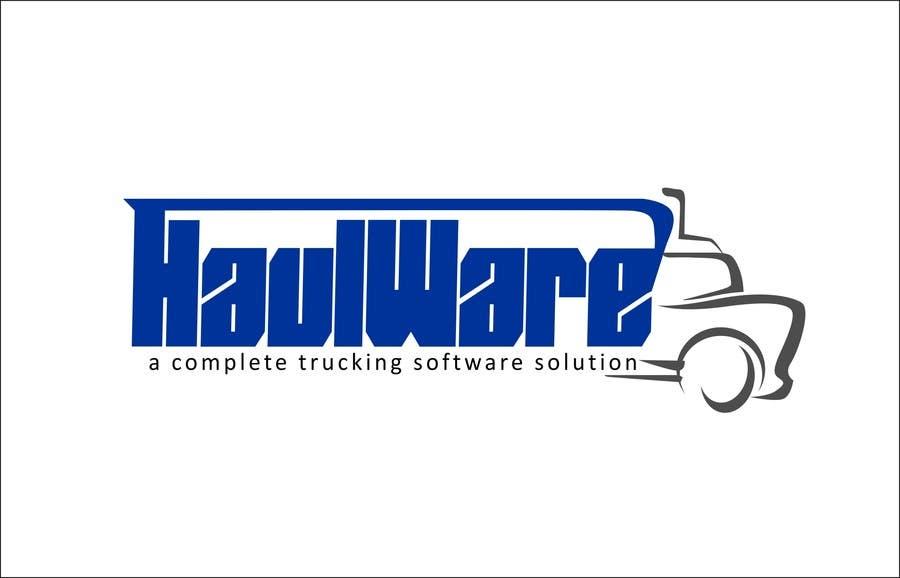Contest Entry #86 for Logo Design for HaulWare