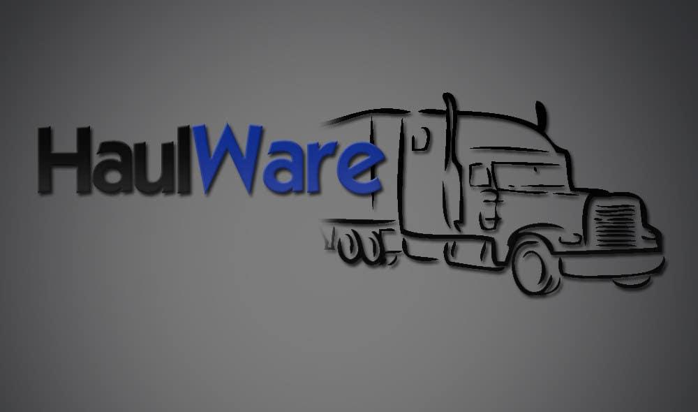 Конкурсная заявка №62 для Logo Design for HaulWare