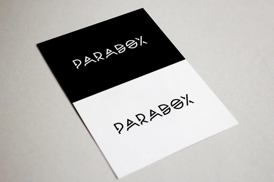 Proposition n°28 du concours I need a logo for my edm project  (paradox)