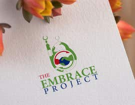 #3 for The Embrace Project Logo Design by gauravvipul1