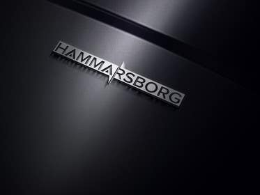 #158 for Hammarsborg Logo by Crativedesign