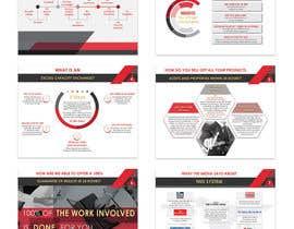 Nro 204 kilpailuun Design a Brochure for AIG käyttäjältä SomayaY