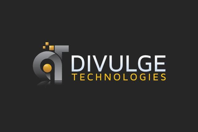 Penyertaan Peraduan #120 untuk Logo Design for Divulge Technologies