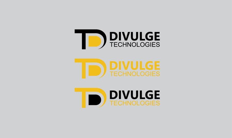 Penyertaan Peraduan #122 untuk Logo Design for Divulge Technologies