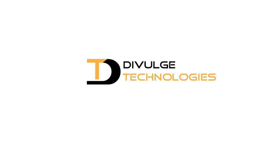 Inscrição nº 14 do Concurso para Logo Design for Divulge Technologies